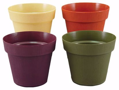 "Picture of Diamond Line 6"" Potcover - Woodlands Assortment"