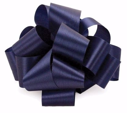 Picture of #9 Satin Ribbon - Navy