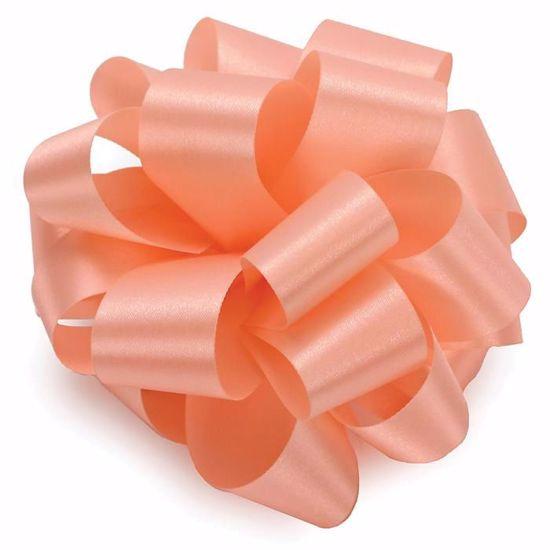 Picture of #9 Satin Ribbon - Peach