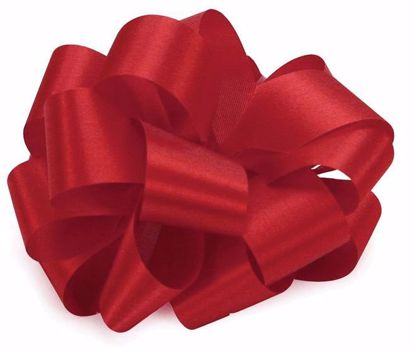 Picture of #9 Satin Ribbon - Red