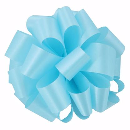 Picture of #9 Satin Ribbon - Blue