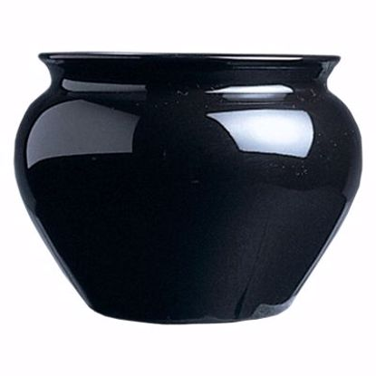 """Picture of Syndicate Sales 4.5"""" Jardiniere - Black"""