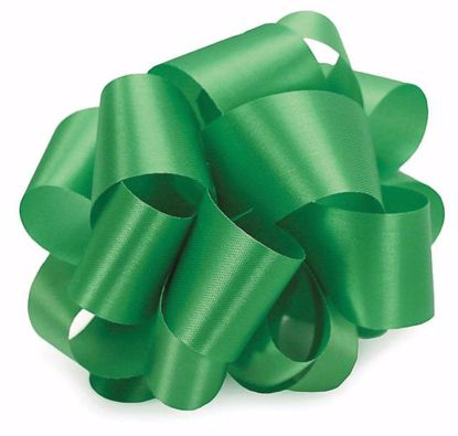 Picture of #9 Satin Ribbon - Emerald