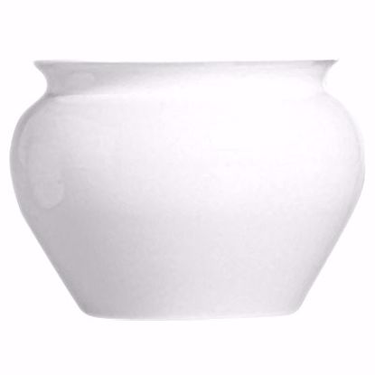 """Picture of Syndicate Sales 4.5"""" Jardiniere - White"""