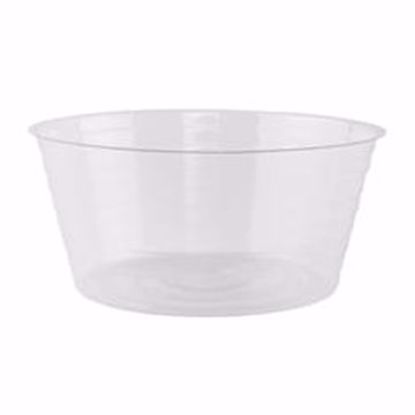 """Picture of 6"""" Round Hard Plastic Liner"""