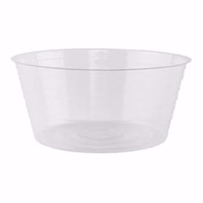 """Picture of 7"""" Round Hard Plastic Liner"""