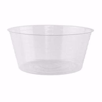 """Picture of 8.5"""" Round Hard Plastic Liner"""