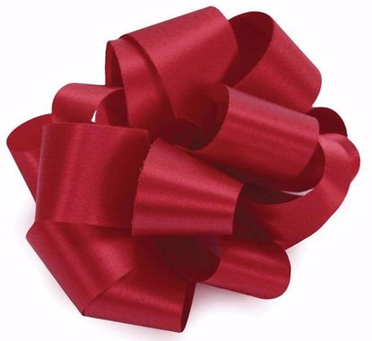 Picture of #40 Satin Ribbon - Madam Red Rose