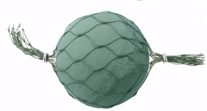 """Picture of Oasis Floral Foam Netted Spheres - 4.5"""" Netted Sphere"""
