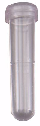 """Picture of Diamond Line 4"""" Water Tube - Clear"""