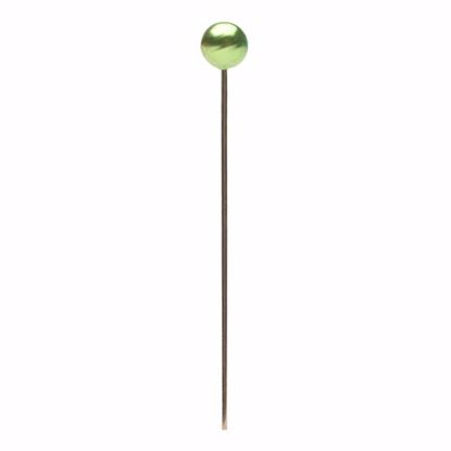 "Picture of Oasis 2"" Lomey Corsage Pins - Apple Green"