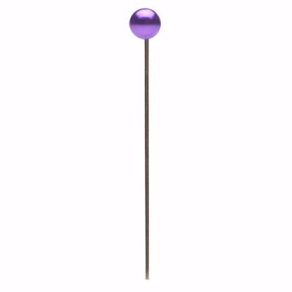 "Picture of Oasis 2"" Lomey Corsage Pins - Purple"