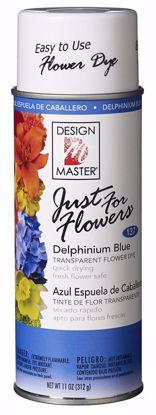 Picture of Design Master Flower Dye/ Delphinium Blue
