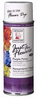 Picture of Design Master Flower Dye/ Purple Pansy