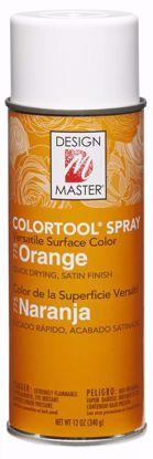 Picture of Design Master Colortool Spray/ Orange