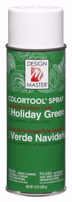 Picture of Design Master Colortool Spray/ Holiday Green