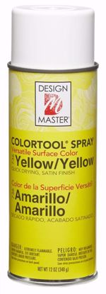 Picture of Design Master Colortool Spray/ Yellow/Yellow