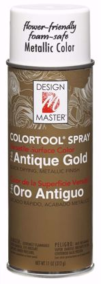 Picture of Design Master Colortool Metals/ Antique Gold