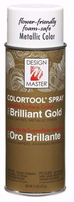 Picture of Design Master Colortool Metals/ Brilliant Gold