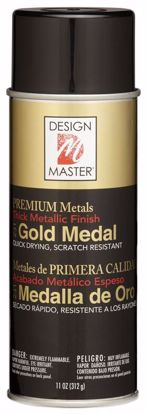 Picture of Design Master Premium Metals/ Gold Medal
