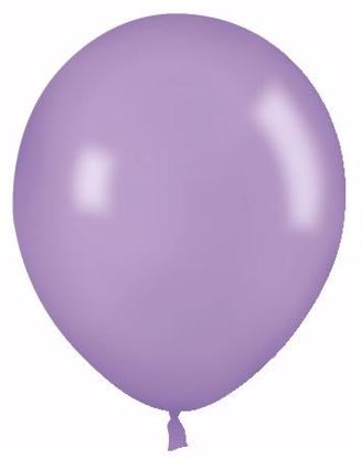 "Picture of 12"" Latex Balloons:  Lavender"