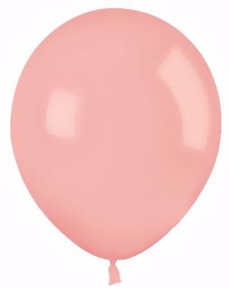 "Picture of 12"" Latex Balloons:  Pink"