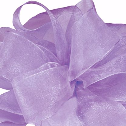 Picture of #3 Chiffon Ribbon - Orchid (Lavender)
