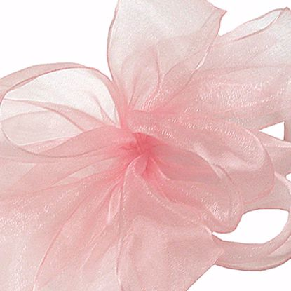 Picture of #3 Chiffon Ribbon - Light Pink