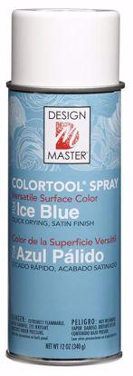 Picture of Design Master Colortool Spray/ Ice Blue