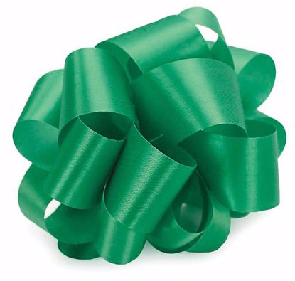 Picture of #3 Satin Ribbon - Holiday Green