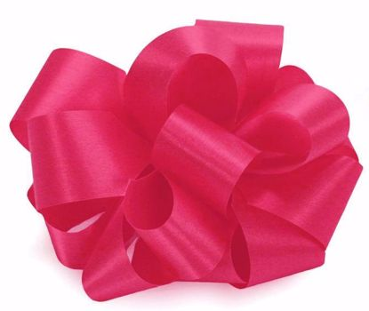 Picture of #40 Satin Ribbon - Hot Raspberry