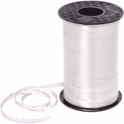 Picture of #1 Curling Ribbon-White