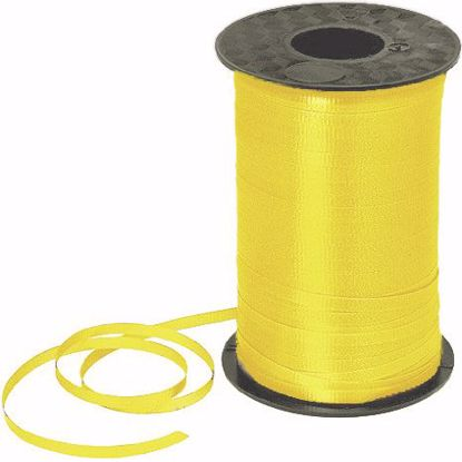 Picture of #1 Curling Ribbon-Daffodil