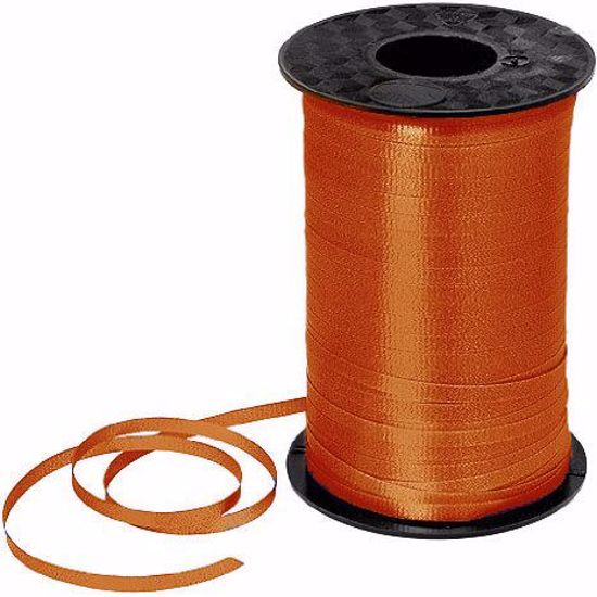 Picture of #1 Curling Ribbon-Tropical Orange