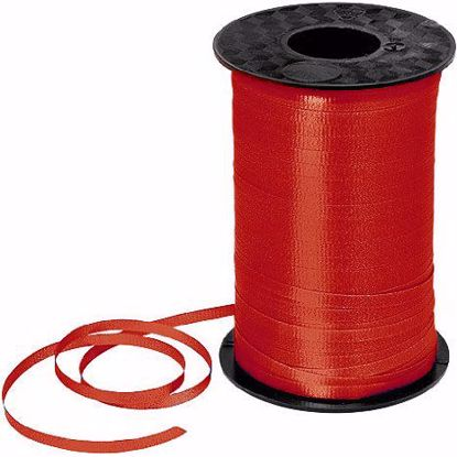 Picture of #1 Curling Ribbon-Red