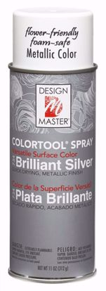 Picture of Design Master Colortool Metals/ Brilliant Silver