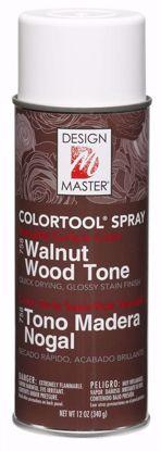 Picture of Design Master Colortool Spray/ Walnut Wood Tone