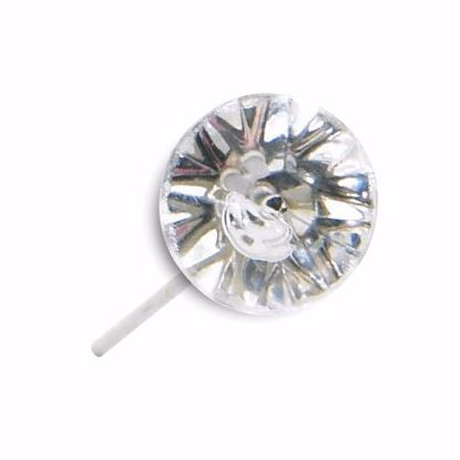 "Picture of 2"" Diamante Pins - Clear"