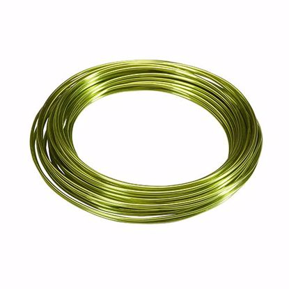 Picture of Oasis 12 Gauge Aluminum Wire-Apple Green
