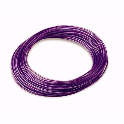 Picture of Oasis 12 Gauge Aluminum Wire-Purple
