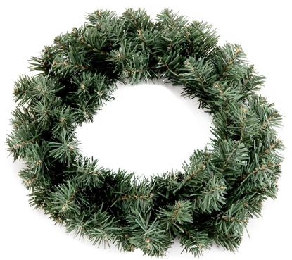 """Picture of 18"""" Pine Wreath x 150"""