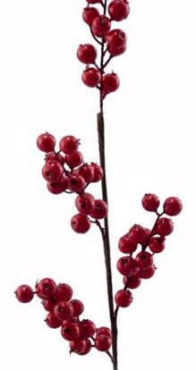 """Picture of Red Berry Spray (28"""")"""