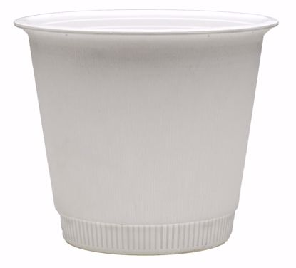 "Picture of Diamond Line 7"" Band-It Bucket - White"
