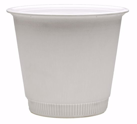 """Picture of Diamond Line 7"""" Band-It Bucket - White"""
