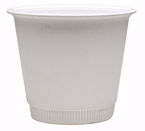 """Picture of Diamond Line 8"""" Band-It Bucket - White"""