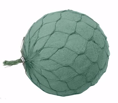 """Picture of Oasis Floral Foam Netted Spheres - 6"""" Netted Sphere"""