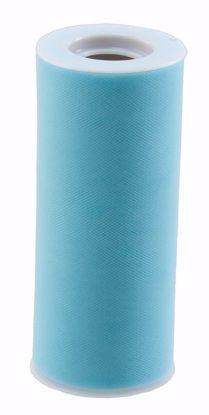 Picture of Tulle Nylon Netting-Aqua