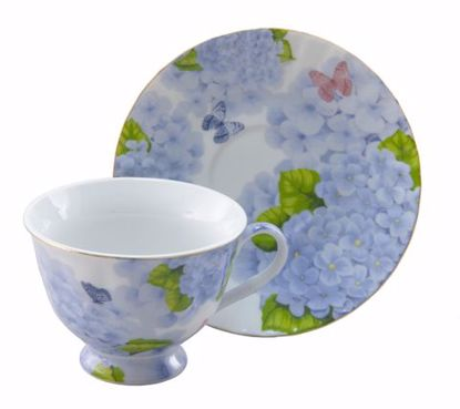 Picture of Porcelain Cup and Saucer Set