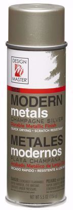 Picture of Design Master Modern Metals/ Champagne Silver