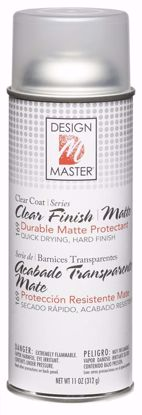 Picture of Design Master Clear Finish Matte
